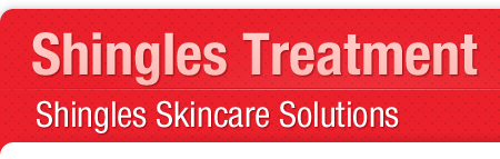 Shingles Treatment
